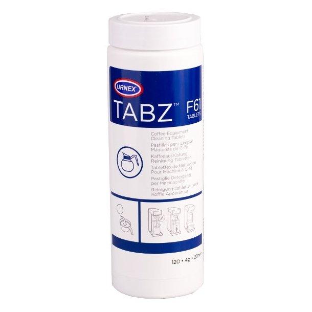 Urnex Tabz 120 stk