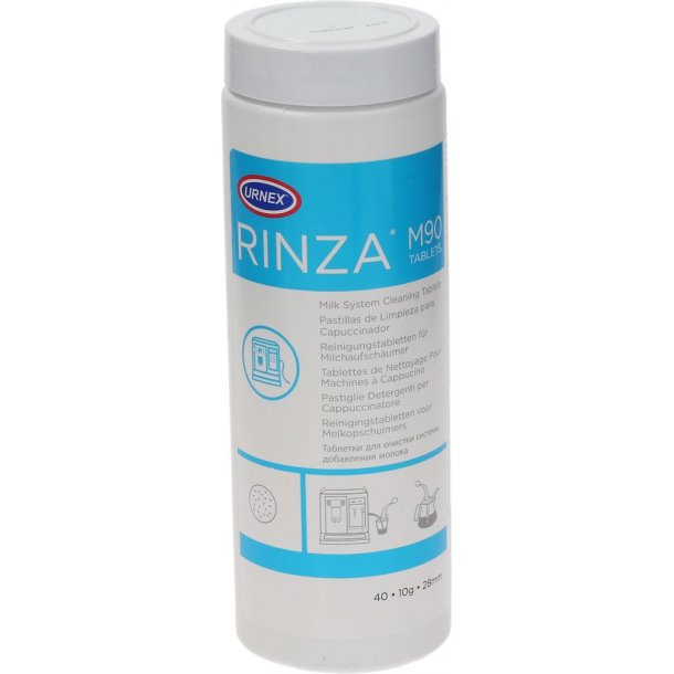 Urnex Rinza Mælkerens tabletter - 120 stk