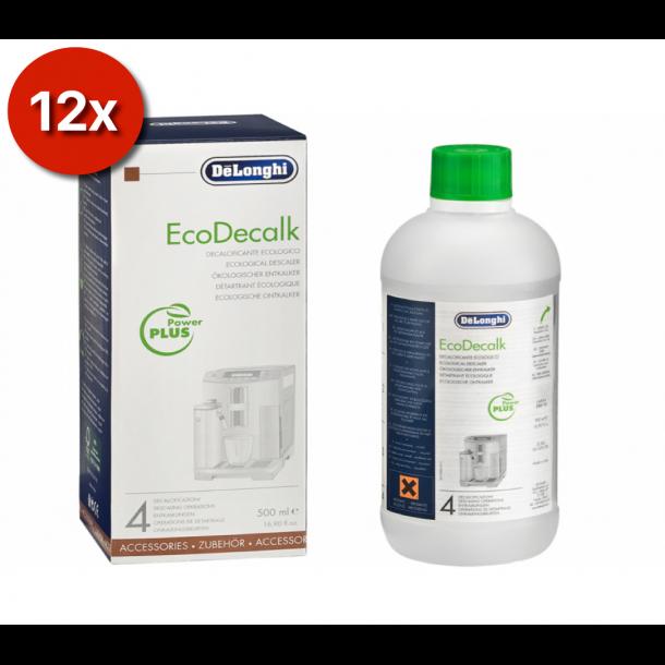 12 stk DeLonghi EcoDecalk afkalker