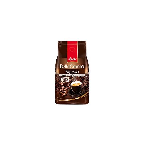 Melitta Bella Crema Espresso 1 kg bønner