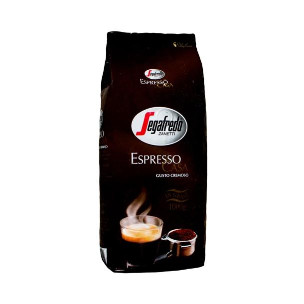 Segafredo Casa Espresso 1 kg bønner