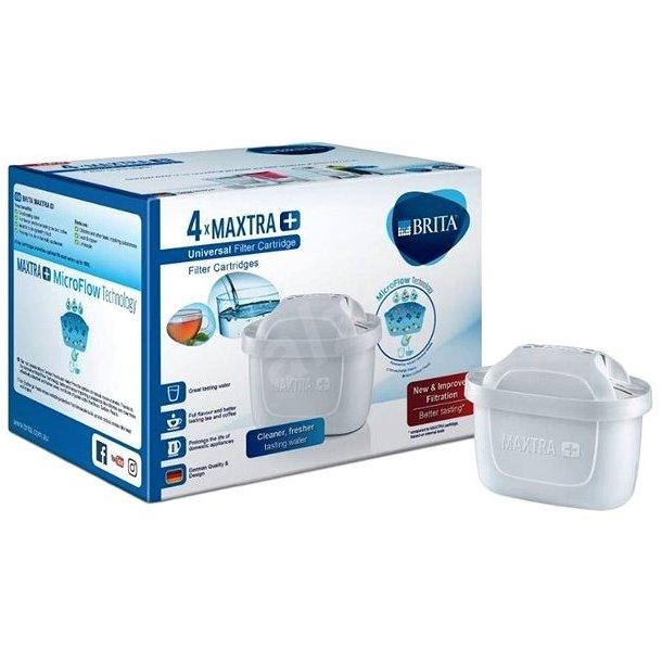 Brita Maxtra Plus+ Filterpatroner 4 stk