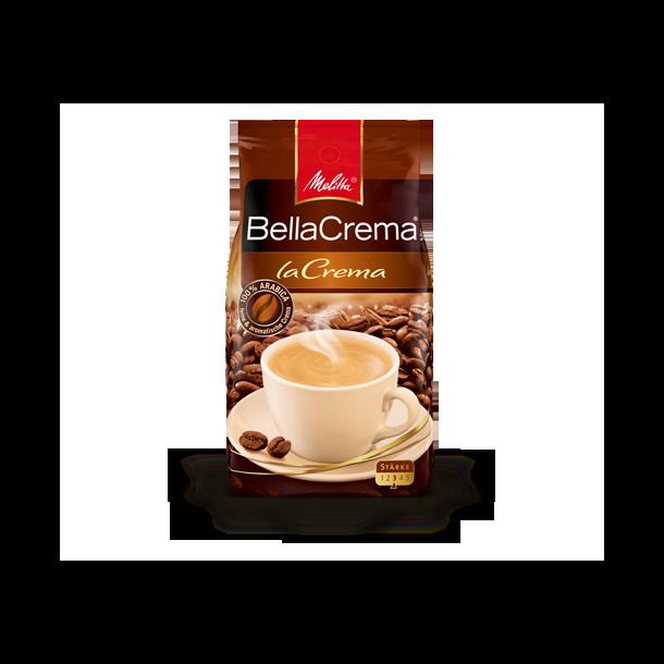 Melitta Bella Crema La Crema 1 kg bønner