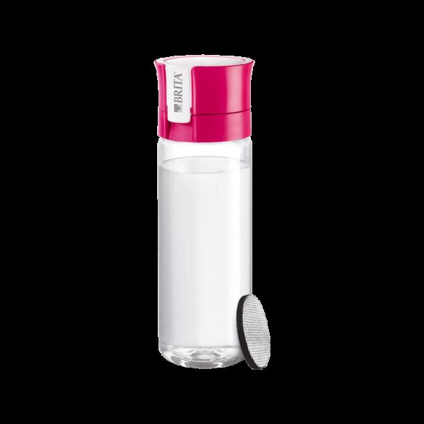 Brita Fill & Go Vital Flaske - Pink