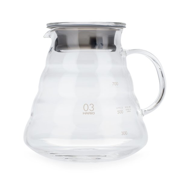 Hario V60 Range Server 800ml Glaskande