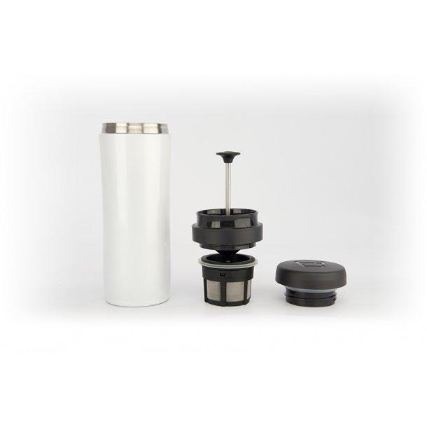 Espro Travel Coffee Press 350 ml - Hvid
