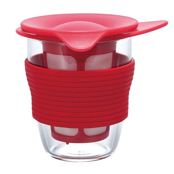 Hario Handy Tea Maker Rød - 200ml