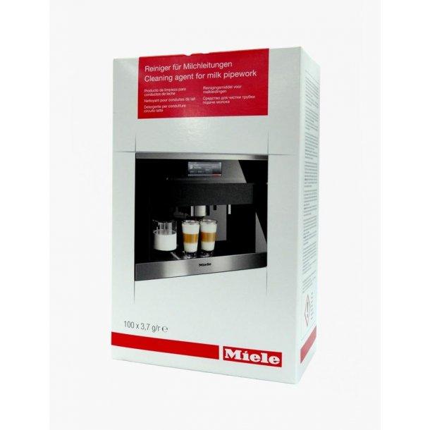 Miele rengøringssticks til mælkesystem - 100 stk